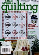 American Patchwork Quilting Magazine Issue DEC 20 167