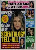 National Enquirer Magazine Issue 28/12/2020