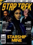Star Trek Magazine Issue NO 205