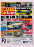 Classic Car Buyer Magazine Issue 09/12/2020