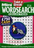 Tab Mini Wordsearch Coll Magazine Issue NO 122