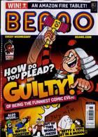 Beano Magazine Issue 14/11/2020