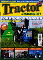 Tractor And Machinery Magazine Issue JAN 21