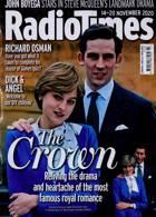 Radio Times London Edition Magazine Issue 14/11/2020