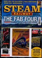 Steam Railway Magazine Issue NO 512