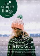 Simple Things Magazine Issue JAN 21