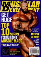 Muscular Development Usa Magazine Issue NOV 20