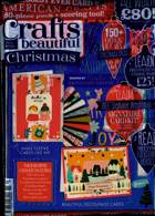 Crafts Beautiful Magazine Issue NOV 20