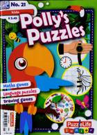 Puzzlelife Junior Silver Magazine Issue POLLY PZ21