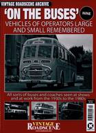 On The Buses Magazine Issue NO 9