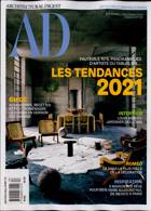 Architectural Digest French Magazine Issue NO 163