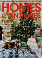Homes & Antiques Magazine Issue DEC 20