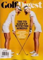 Golf Digest (Usa) Magazine Issue NO 11