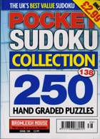 Pocket Sudoku Collection Magazine Issue NO 138