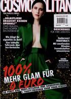 Cosmopolitan German Magazine Issue NO 12