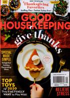 Good Housekeeping Usa Magazine Issue NOV 20