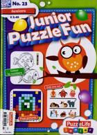 Puzzlelife Junior Bronze Magazine Issue JNR PZ F23