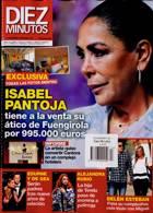 Diez Minutos Magazine Issue NO 3613