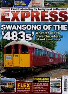 Rail Express Magazine Issue JAN 21