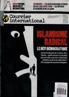 Courrier International Magazine Issue NO 1568