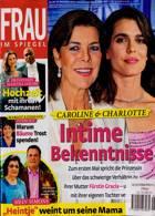 Frau Im Spiegel Weekly Magazine Issue NO 48
