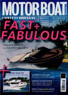 Motorboat And Yachting Magazine Issue FEB 21