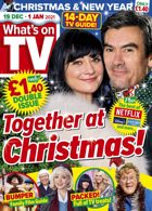 Whats On Tv England Magazine Issue 19/12/2020