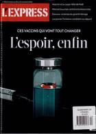 L Express Magazine Issue NO 3620