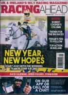 Racing Ahead Magazine Issue JAN 21