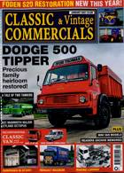 Classic & Vintage Commercial Magazine Issue JAN 21
