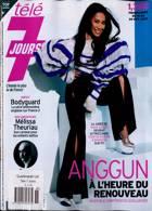 Tele 7 Jours Magazine Issue NO 3155