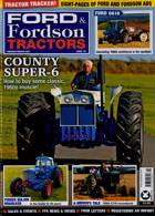 Ford And Fordson Tractors Magazine Issue FEB-MAR