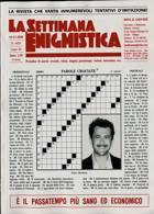 La Settimana Enigmistica Magazine Issue NO 4626