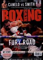 Boxing News Magazine Issue 17/12/2020
