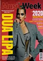 Music Week Magazine Issue 14/12/2020