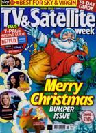 Tv & Satellite Week  Magazine Issue 19/12/2020-XMAS