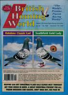 British Homing World Magazine Issue NO 7555