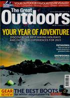 The Great Outdoors (Tgo) Magazine Issue FEB 21