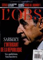 L Obs Magazine Issue NO 2925