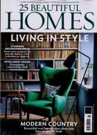 25 Beautiful Homes Magazine Issue FEB 21