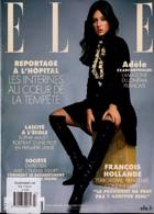 Elle French Weekly Magazine Issue NO 3907