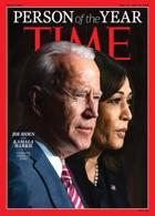Time Magazine Issue 21/12/2020