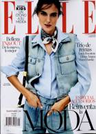 Elle Spanish Magazine Issue NO 409