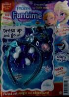 Frozen Funtime Magazine Issue NO 15