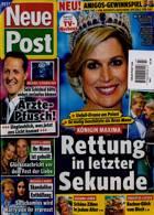 Neue Post Magazine Issue NO 47