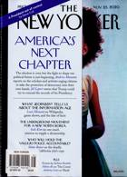 New Yorker Magazine Issue 23/11/2020