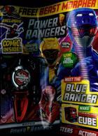 Power Rangers Magazine Issue NO 2