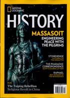 National Geo History Magazine Issue NOV-DEC
