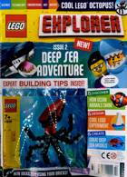 Lego Explorer Magazine Issue NO 2