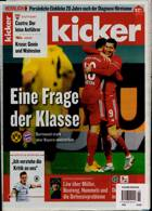 Kicker Montag Magazine Issue NO 46